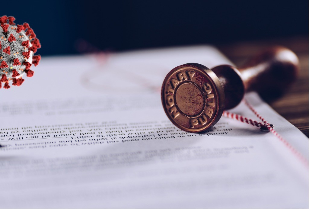 Non-Contact Procedures for Filing for Divorce