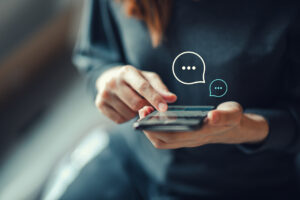 Can Texts Be Used in Divorce Litigation?